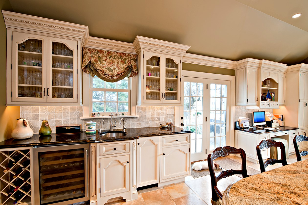 French Provincial Kitchen Designs French Provincial Gallery David Altemose Design Llc Kitchen